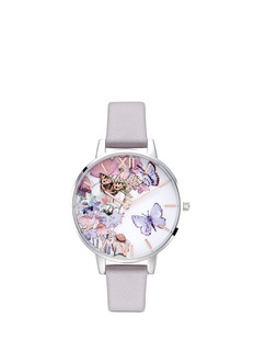 Olivia Burton  'Painterly Prints' Butterfly print 38mm watch