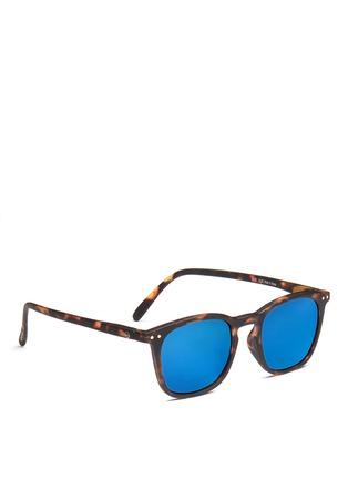 - Izipizi - '#E' acetate square mirror sunglasses