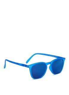 Izipizi'#E' acetate square mirror sunglasses