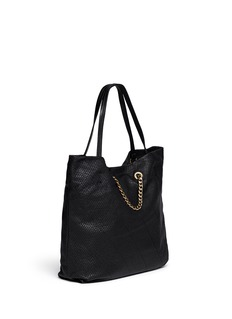 LANVIN 'Carry Me' medium stitched leather tote