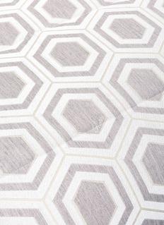 Pratesi Mosaico Splendida light quilt –Natural/Silver