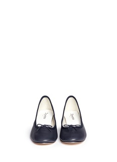 REPETTO 'Camille' nappa leather pumps