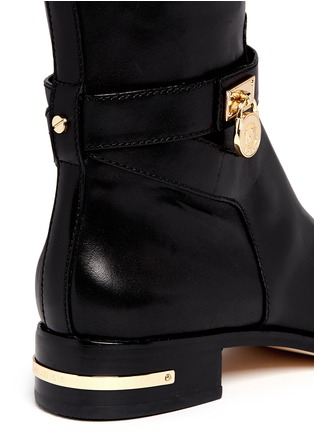 Detail View - Click To Enlarge - Michael Kors - Aileen' leather boots
