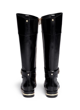 Back View - Click To Enlarge - Michael Kors - Aileen' leather boots