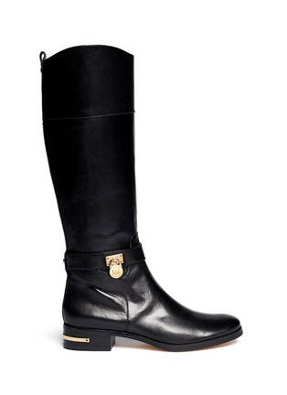 Main View - Click To Enlarge - Michael Kors - Aileen' leather boots