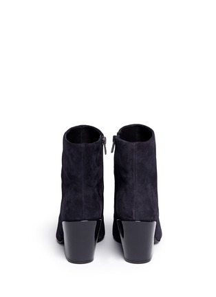Back View - Click To Enlarge - Ash - Elektra' suede ankle boots