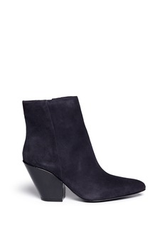ASH 'Elektra' suede ankle boots