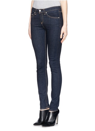 Front View - Click To Enlarge - rag & bone/JEAN - 'Heritage' high rise skinny jeans