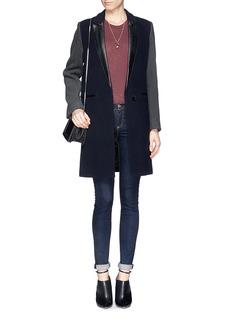 RAG & BONE/JEAN'Heritage' high rise skinny jeans
