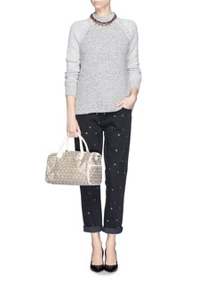 MISCHA'Mini Overnighter' duffle bag