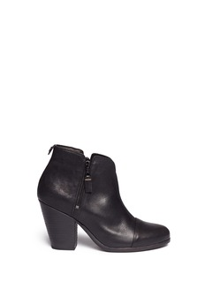 RAG & BONE'Margot' leather ankle boots