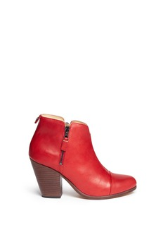 RAG & BONE 'Margot' leather ankle boots