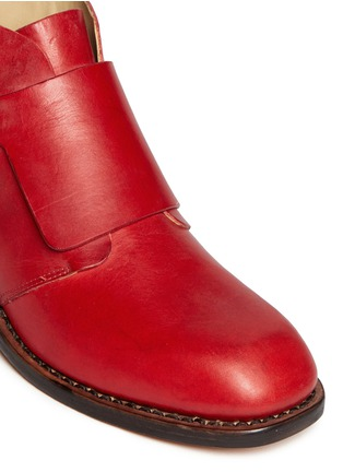 Detail View - Click To Enlarge - rag & bone - Nevin' monk strap leather ankle boots