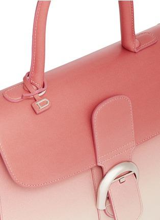 细节 - 点击放大 - DELVAUX - 'Brilliant MM' ombré leather bag