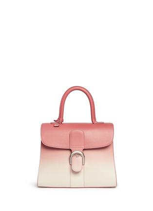 首图 - 点击放大 - DELVAUX - 'Brilliant MM' ombré leather bag