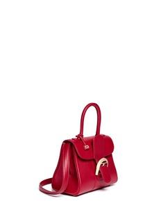 DELVAUX'Le Brilliant Mini' leather bag