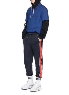 Heron Prestonx DSNY cotton hoodie