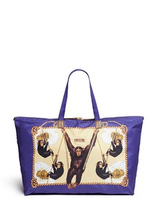 TUMIx Chictopia 'Just In Case®' monkey print travel duffel
