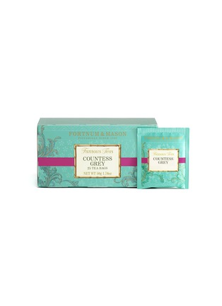 Main View - Click To Enlarge - Fortnum & Mason - Countess Grey tea bags