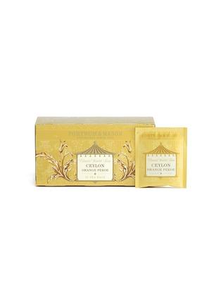 Main View - Click To Enlarge - Fortnum & Mason - Ceylon Orange Pekoe tea bags