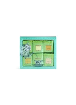 Fortnum & Mason-Green tea bag selection