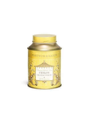 Main View - Click To Enlarge - Fortnum & Mason - Ceylon Orange Pekoe loose leaf tea tin