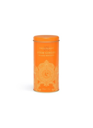 Fortnum & Mason - Piccadilly stem ginger biscuits