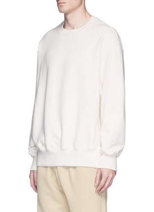 Front View - Click To Enlarge - Yeezy - Oversized sweatshirt