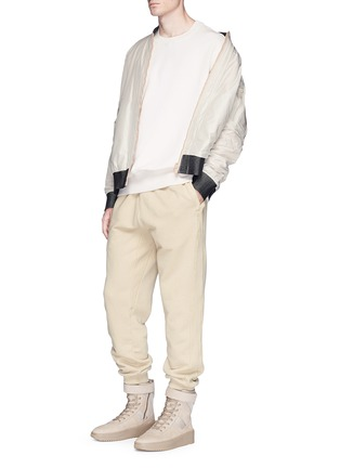 Figure View - Click To Enlarge - Yeezy - Oversized sweatshirt