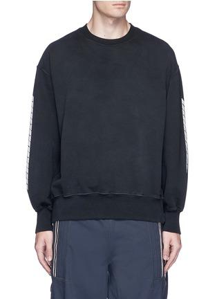 Main View - Click To Enlarge - Yeezy - 'Calabasas' print sweatshirt