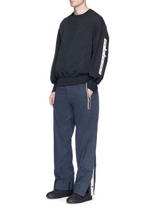 Figure View - Click To Enlarge - Yeezy - 'Calabasas' print sweatshirt