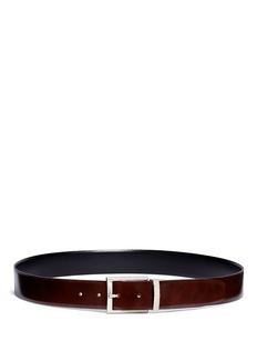 ISAIAReversible leather belt