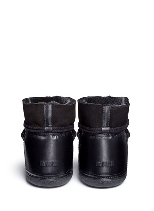 Back View - Click To Enlarge - INUIKII - 'Classic' sheepskin shearling boots