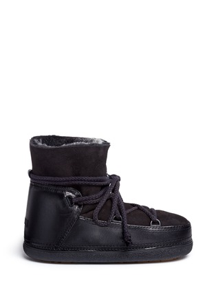 Main View - Click To Enlarge - INUIKII - 'Classic' sheepskin shearling boots