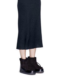 INUIKII'Classic' sheepskin shearling boots