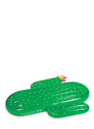 Detail View - Click To Enlarge - Sunnylife - Luxe Cactus lie-on float