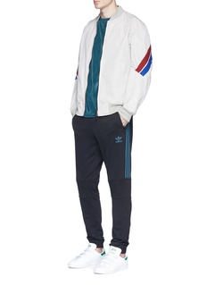 Adidas 3-Stripes outseam track pants
