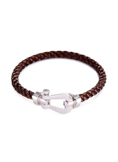 Fred 'Force 10' braided cable cuff