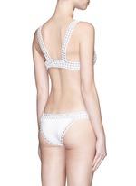 'Valentine' hand crochet bikini bottoms