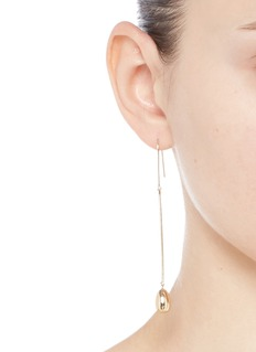 Elizabeth and James'Jana' linear wire ball stud drop earrings