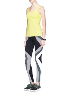 No Ka'Oi 'Kimi' colourblock performance leggings