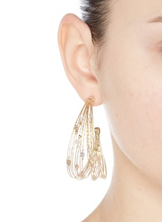 Rosantica 'Orbita' hoop earrings