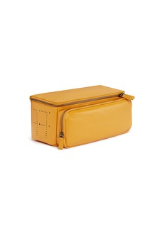Tang Tang Tang Tang Nappa leather washbag