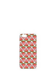 Charge Cords Watermelons iPhone 7 case
