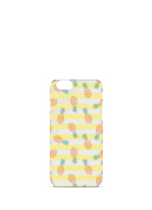 Main View - Click To Enlarge - Charge Cords - Pineapples iPhone 7 Plus case