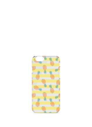 Main View - Click To Enlarge - Charge Cords - Pineapples iPhone 7 case