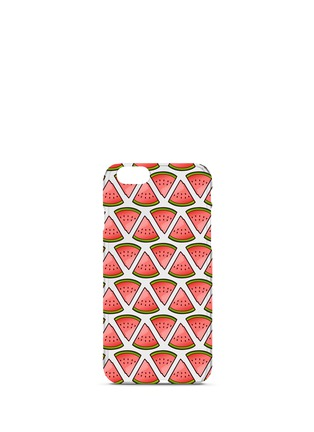 Main View - Click To Enlarge - Charge Cords - Watermelons iPhone 7 Plus case