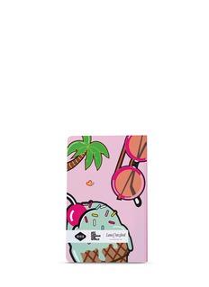 DenikIce Cream notebook