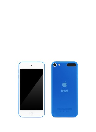 Main View - Click To Enlarge - Apple - iPod touch 16GB - Blue