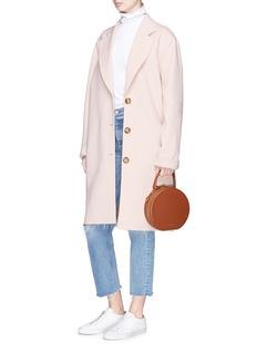 Mansur Gavriel 'Circle' calfskin leather crossbody bag